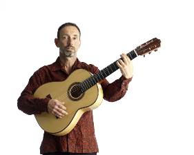Jonathan Richman featuring Tommy Larkin on the Drums
