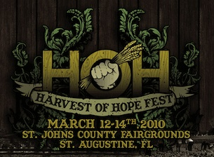 Harvest of Hope Festival: 3 Day Pass