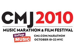 CMJ Music Marathon & Film Festival 2010: ALL BADGES