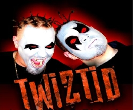 Twiztid with Potluck / Kung Fu Vampire / Dead Dirty Carnies