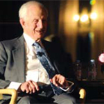 Robert Morgenthau in conversation with Marie Brenner