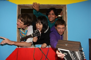 Deerhoof featuring The Donkeys / Southeast Engine