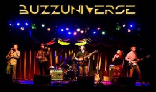 BUZZ UNIVERSE with special guest DJ ROCKIN RODNEY SPEED
