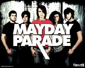 Mayday Parade w/ A Rocket To The Moon * Sing it Loud * Sparks The Rescue