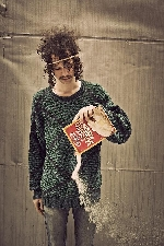 PopGun Presents... Darwin Deez with Scary Mansion, Mixel Pixel and Gordon Voidwell