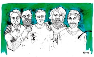 Built To Spill with Chikita Violenta