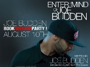 Enter the Mind of Joe Budden Book Release and Concert with special guests The Doppelgangaz