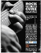 ROCK FOR THE CURE featuring The Crazies Will Destroy You / Colour / The Aaron Durr Band