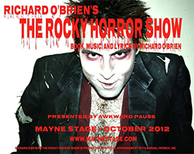 THE ROCKY HORROR SHOW presented by Awkward Pause Theatre