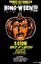 Ssion with House of Ledosha / AB Soto / DJ Josh Peace