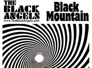 The Dropout Boogie Tour featuring The Black Angels & Black Mountain