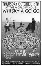 Stolen Babies featuring Creature Feature / The Dread Crew Of Oddwood / Yidhra