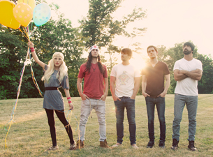 Walk Off The Earth with Julia Nunes, The Mowgli's