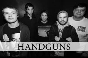 Handguns with State Champs / Allison Weiss / Head Injuries