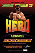 HERO with DJ Hector Fonseca and Luke Johsntone & Russ Rich