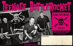 Teenage Bottlerocket / Toys That Kill / Masked Intruder / The Reaganomics