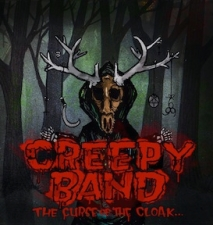 Creepy Band / Geronimo! / Drunk Dom And The Roaches