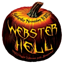 WEBSTER HELL - the Official NYC Halloween Parade After Party