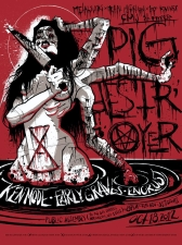 Pig Destroyer with Ken Mode / Early Graves / Encrust