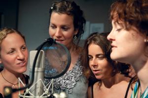 Winterbloom : Antje Duvekot / Natalia Zukerman / Meg Hutchinson / Anne Heaton