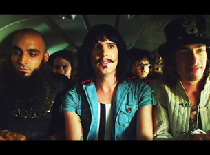 New Years Eve with Foxy Shazam with There There, The Semi-Supervillains