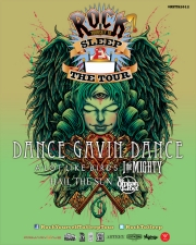Rock Yourself to Sleep Tour with Dance Gavin Dance / A Lot Like Birds / I the Mighty / Hail the Sun / Caramel Carmela