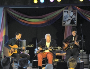 The Ritz Theater presents Frank Vignola with Bucky Pizzarelli