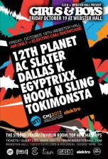 Girls & Boys featuring 12th Planet, Ac Slater & Dallas K + Egyptrixx + Hook N Sling + Tokimonsta