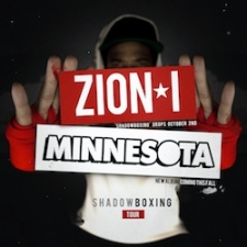 Zion I with Minnesota and Customary Hip Hop