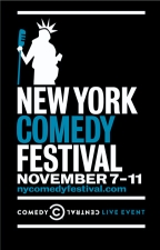 New York Comedy Festival: featuring The Party Machine: Hosted By Arden Myrin and Lisa deLarios Featuring Michael Showalter, Dave Hill, Gabe Leidman and Debbie Shay