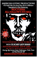 Annual Nocturna All Hallow's Eve Ball