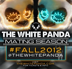 The White Panda : Mating Season Tour &amp; Cash Cash