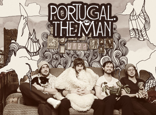 Portugal. The Man with Chief / Mt. St. Helens Vietnam Band