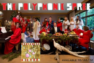 The Polyphonic Spree, Holiday Extravaganza, *ALL AGES*
