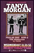 Tanya Morgan / Psalm One / Add-2 / The WHOevers