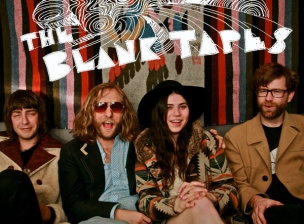 The Blank Tapes plus The Lawlands and Cabana Cafe