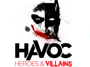 Havoc Thursdays featuring Heroes & Villains / Mikey Made / Terrorista / Di Beates