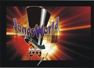 JonesWorld 's Funk-o-ween Costume Ball with special guests Hot Mess