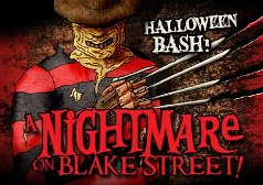 Nightmare On Blake Street! with Nautical Mile / Regret Night / The Broadway / Places / Carson Allen / Perfect Like Me / Pawnee