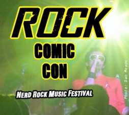 Plenty of Tickets Available/ 7pm Doors, $15 Cash Only/ Rock Comic Con featuring Amazing Nerd Rock Bands : H2awesome, The Doubleclicks, Schaffer the Dark Lord with special guest Molly Lewis