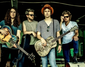 Tyler Bryant & The Shakedown / The Life Electric / Brooks Young Band