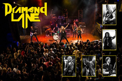 The Viper Room Presents: Diamond Lane with The Lonely Drunks Club Band, Future Villains, Delta Rose and Trick Pistol