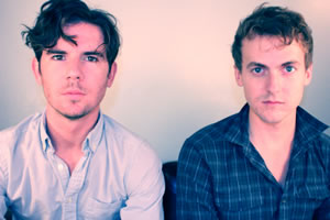 Generationals plus ArchAnimals plus Teen Hustle