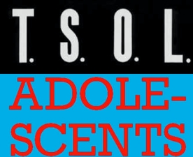 The Adolescents / TSOL