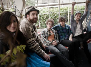 Said The Whale plus Leah Lou & The 2 Left Shoes / Music For The Trees
