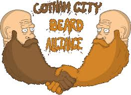 The 3rd Annual NYC Beard and Mustache Competition