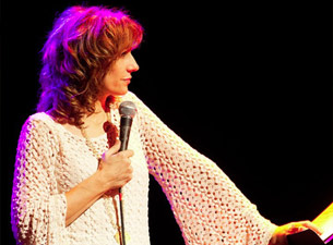 Lizz Winstead performs Bang The Dumb Slowly:The Long Road To The White House