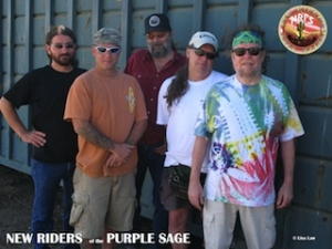 New Riders of the Purple Sage plus ScareKrow and DeLacey