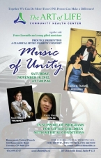 Music of Unity - Charity Concert