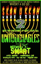 The Untouchables plus Maxwell Smart